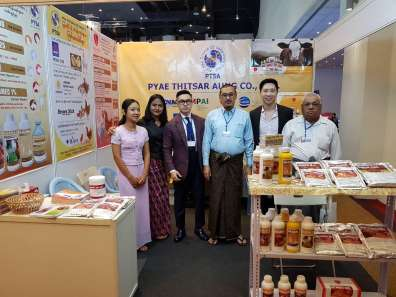 SANFOVET attend the 5th International Livestock, Dairy, Meat Processing Exhibition